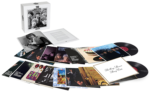 Rolling Stones Remaster Early Years And Compile New Stray