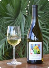Peaceful Easy Feeling chardonnay