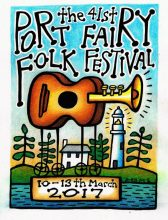 Port Fairy Folk Festival 2017