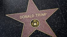 Donald Trump Walk of Fame star