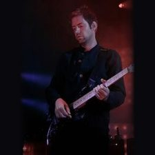 Ed O'Brien of Radiohead