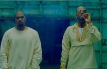 Juicy J and Kanye West