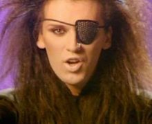 Pete Burns of Dead Of Alive