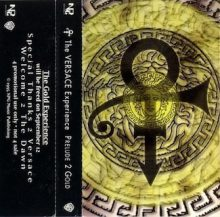 Prince The Versace Experience – Prelude 2 Gold cassette