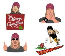 Brett Michaels Emojis
