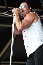 Shannon Noll, Red Hot Summer. Photo by Ros O'Gorman