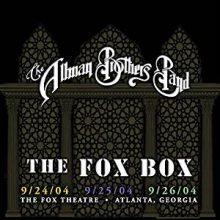 Allman Brothers Fox Box