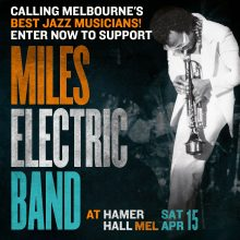 Miles Electric Band competition