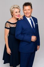 Tom Burlinson and Melinda Schneider Young At Heart tour