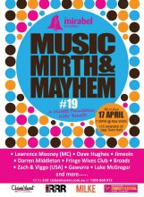 Music Mirth Mayhem