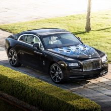 Roger Daltrey Rolls Royce