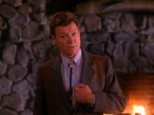 Michael Parks as Jean Renault in Twin Peaks