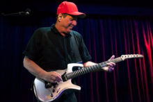 The Power Trio with Adrian Belew play Birds Basement on Tuesday 13 June 2017.