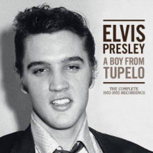 Elvis Presley A Boy From Tupelo