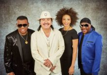 Santana and Isley Brothers