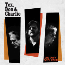Tex Don Charlie You Dont Know Lonely
