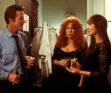John Heard with Bette Midler in Beaches