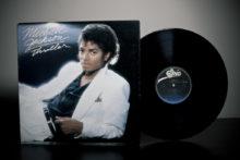 Michael Jackson Thriller vinyl
