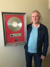 Bob Starkie Best of Skyhooks Gold record