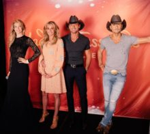 Faith Hill Tim McGraw Wax