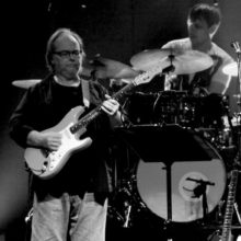 Walter Becker of Steely Dan photo by Ros O'Gorman