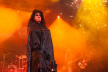 Alice Cooper at Rod Laver Arena on Friday 20 October 2017. Photo by Ros O'Gorman