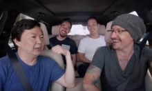 Ken Jeong and Linkin Park