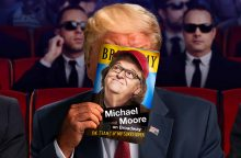 Michael Moore The Terms of My Surrender