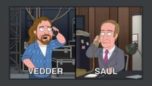 Vedder Call Saul