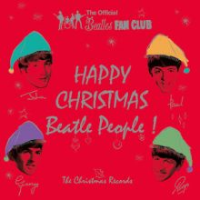 Beatles Happy Christmas