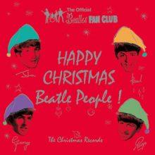 Beatles Happy Christmas