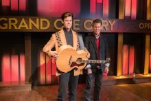 Randy Travis Madam Tussauds Nashville