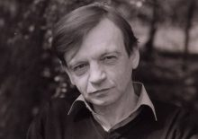 Mark E Smith of The Fall