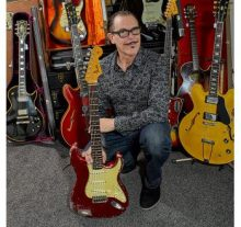 Kirk Pengilly collection