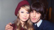 Pattie Boyd and George Harrison Wedding Day