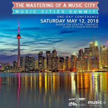 Music Cities Canada