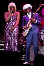 Nile Rodgers and Chic Rod Laver Arena on Sunday 8 April 2017. Photo by Ros O'Gorman