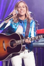 Sheryl Crow at Margaret Court Arena. Photo by Ros O'Gorman