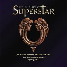 Jesus Christ Superstar original Australian cast recording