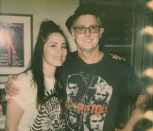 KT Tunstall and Mike McCready