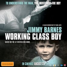Jimmy Barnes Working Class Boy movie