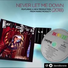 David Bowie Never Let Me Down 2018