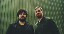 Richard Swift and Dan Auerbach