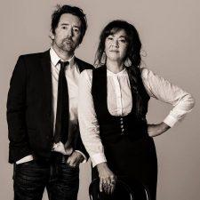 Sime Nugent and Linda Bull