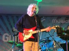 Albert Lee Melbourne Guitar Show 2018