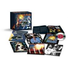 Def Leppard The CD Box Set Vol 1