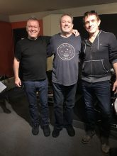 Jimmy Barnes Jimmy Webb and Ian Moss