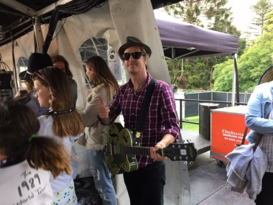 Chris Cheney at One Electric Day