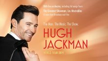Hugh Jackman world tour