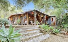 Neil Young Malibu home